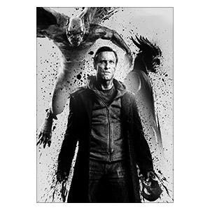 I, Frankenstein. Размер: 35 х 50 см